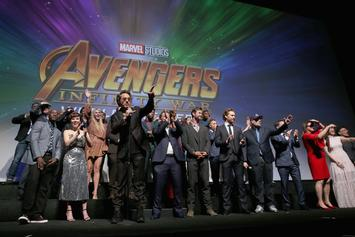 """""""Avengers: Infinity War"""" Conquers The World With Huge International Debuts"""
