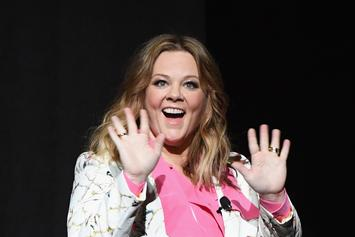 "Melissa McCarthy Talks Tiffany Haddish On ""The Breakfast Club"""