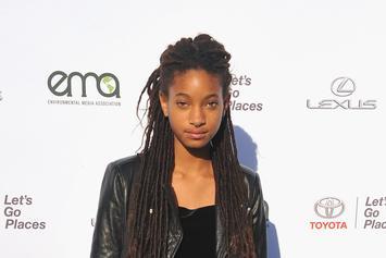 Willow Smith Says She Used To Cut Herself When She Was 10-Years-Old