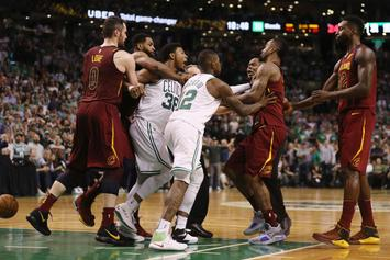 "Marcus Smart Calls Out JR Smith For Cheap Foul: ""He's Known For It"""