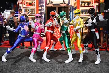 """""""Power Rangers"""" & """"Street Fighter"""" Crossover Mobile Game Update Announced"""