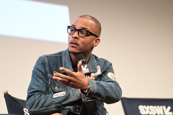 T.I. Gives Details Of His Arrest, Says Security Guard Swore At His Wife