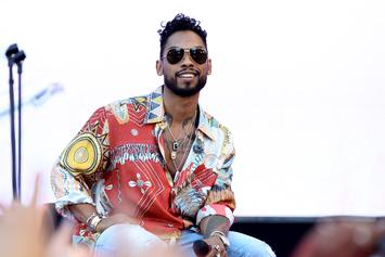 """Miguel Hits The Breakfast Club, Talks """"War & Leisure,"""" J. Cole & More"""