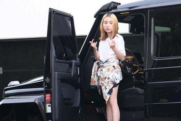 Lil Tay Laments Her Haters, Says She's Trying To Make Her Mom Proud