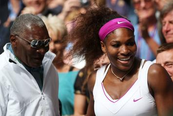 Serena Williams Explains Why Her Father Didn't Walk Her Down The Aisle