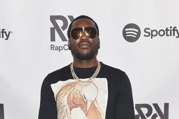 Meek Mill Scheduled To Make White House Visit: Report