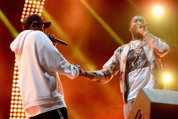 Jay-Z Convinced Meek Mill To Bail On Donald Trump Visit