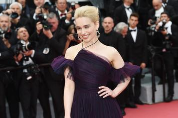 "Emilia Clarke Reveals How Brad Pitt Gave Her ""The Best Night"" Of Her Life"