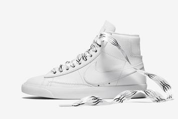 """Nike Unveils """"Serena Williams"""" Blazer Mid For French Open"""