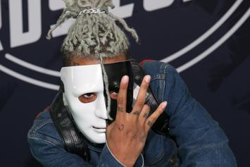 "XXXTentacion Sets Sights On Launching ""Helping Hand Foundation"" With His Mother"