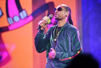 "Snoop Dogg On Kanye West: ""Instead Of Me Bashing Him We're Trying To Help Now"""