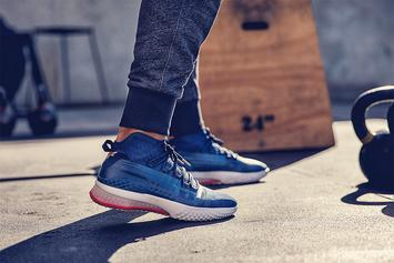 The Rock Unveils First Under Armour Signature Shoe: Project Rock 1