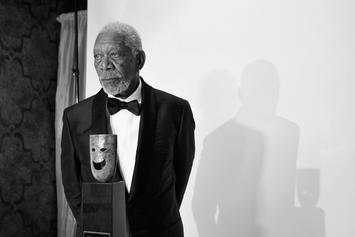 Footage Of Morgan Freeman's Inappropriate Behaviour Surfaces Online