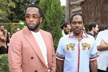 "Diddy Calls Pusha T's ""Daytona"" A Modern Day Masterpiece"" In Signed Letter"