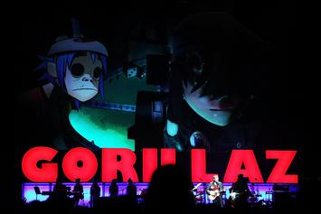 """Gorillaz Tease New Album """"The Now Now"""" & Release Date With Mysterious Website"""