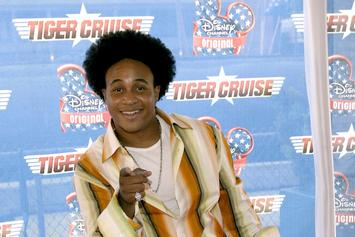 Orlando Brown Gets Tattoo Of Raven Symone On His Neck & There's Video Proof