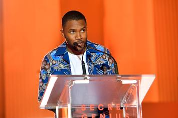 """Frank Ocean Sued By Producer Over """"Blonde"""" Royalties In Ongoing Legal Battle: Report"""