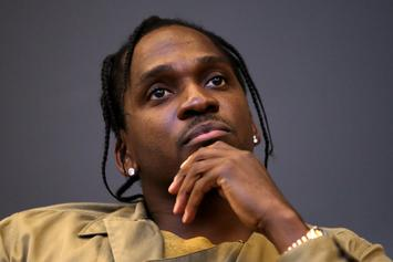 Fans Left Impressed With Pusha T's New Diss Track: Twitter Reacts