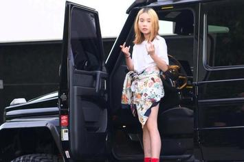 Lil Tay Spotted Hanging Out With Rick Rubin