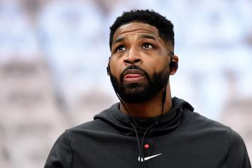 Tristan Thompson's Side Chick Lani Blair Is Now Booking Club Gigs