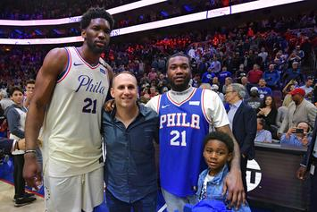 """76ers Co-Owner Michael Rubin Says Judge Over Meek Mill Case Is """"Unfit To Be a Judge"""""""