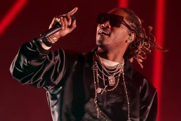 "Future Taps Lil Wayne, Young Thug, 21 Savage & More For ""Superfly"" Soundtrack"