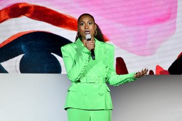 """Issa Rae Roasts Kanye West For """"Slavery"""" Comments At CFDA Awards"""