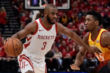 Chris Paul Won't Take Pay Cut To Stay With Houston Rockets: Report