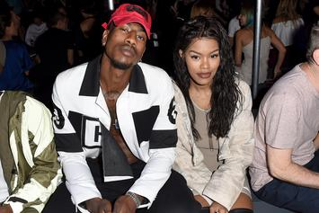 Teyana Taylor Pulls Up On Iman Shumpert During His Breakfast Club Interview