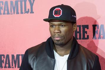 """50 Cent Anticipates LeBron James Will """"Get The Strap"""" In Game 3 Tonight"""