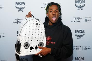 "Rich The Kid Teases ""Lost It"" Video In Creepy Mental Institution"