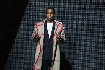 """A$AP Rocky Says Future Works Will Be More Avant-Garde Than """"Testing"""""""