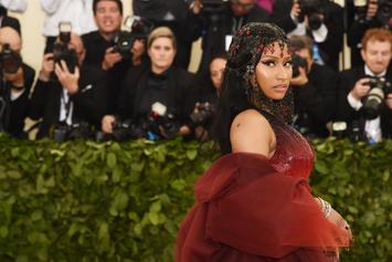 "Nicki Minaj & Future Team Up For Upcoming ""NICKIHNDRXX TOUR"""