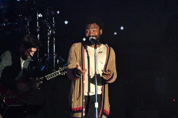 """Chance The Rapper Brings Out Childish Gambino To Perform """"This Is America"""" In Chicago"""