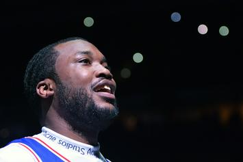 Meek Mill Thanks His Legal Team With Champagne Gifts & Private Dinner Party