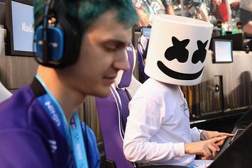 """Fortnite"" E3 Competition Dominated By Ninja And Marshmello Who Win $1 Million"