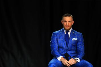 """Conor McGregor Appears In Brooklyn Court: """"I Regret My Actions"""""""