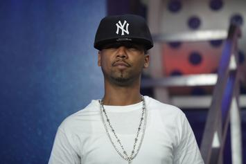 Juelz Santana Ordered To Have Mom Accompany Him On Tour By Judge: Report