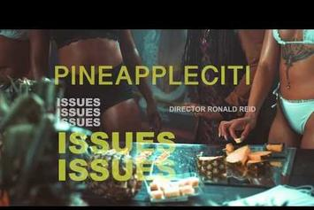 "PineappleCITI Returns WIth Visuals For ""Issues"""