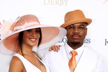 Ne-Yo & Wife Crystal Show Off Brand New Baby Boy