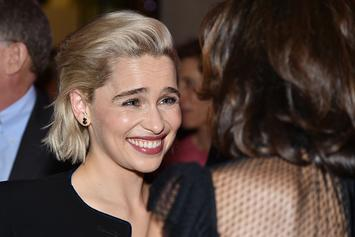 """Emilia Clarke Says Farewell To """"Game Of Thrones"""" On Instagram"""