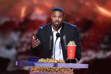 Michael B. Jordan Calls Out Roseanne At MTV Movie & TV Awards