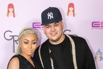 Rob Kardashian Thinks Blac Chyna Tried To Sabotage His Father's Day