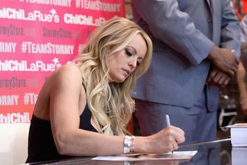 Stormy Daniels Working On High-End Lingerie Line