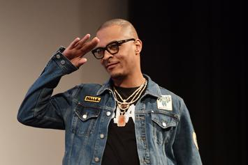"""T.I. Talks The Mad Genius Of Kanye West, Likens """"Ye"""" To Skydiving"""