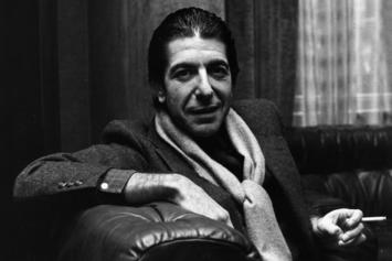 Legendary Singer-Songwriter-Poet Leonard Cohen Has Died
