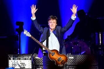 Sir Paul McCartney Opens Up About Collaborating With Kanye West