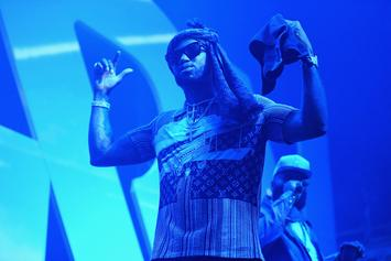 """Gucci Mane Pays Homage To Fellow """"Hood Legend"""" Kevin Gates"""