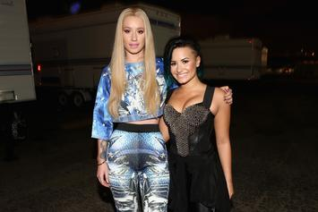 Iggy Azalea Responds To Demi Lovato's Relapse After Six Years