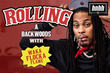 """Waka Flocka Recalls Being High For Three Days Straight On """"How To Roll"""""""